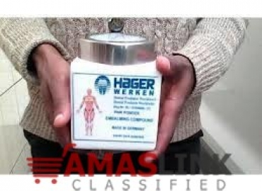 +27717785486 Uses & prices of hager werken embalming compound powder for sale Mshongo,Klipfontienview